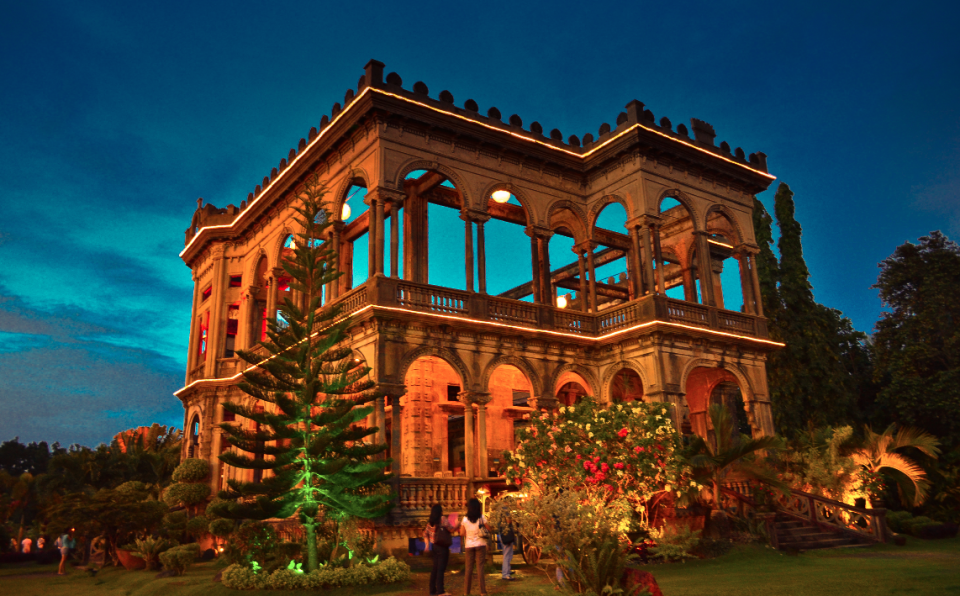 Built For Love III. -THE RUINS OF NEGROS OCCIDENTAL - Master of Ceremony recommends for U