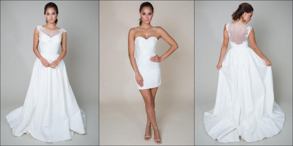 A legfrissebb csokor esküvői ruha Neked - Ceremóniamester ajánlja