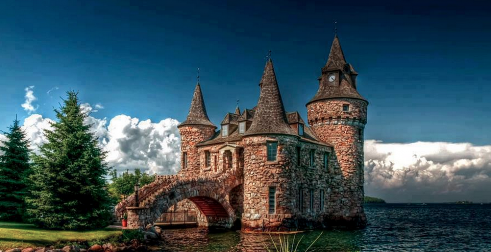 Built For Love V. - BOLDT CASTLE HEART ISLAND, NEW YORK - Master of Ceremony recommends for U