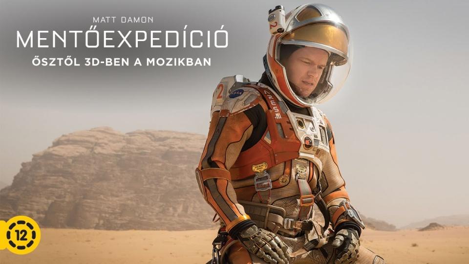 A marsi  -Mentőexpedíció-  - Ceremóniamester ajánlja