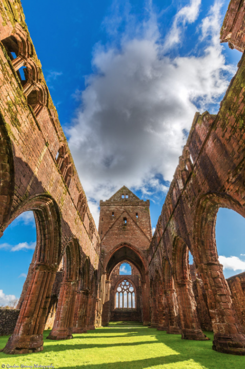 Built For Love VI. - Sweetheart Abbey - Master of Ceremony recommends for U