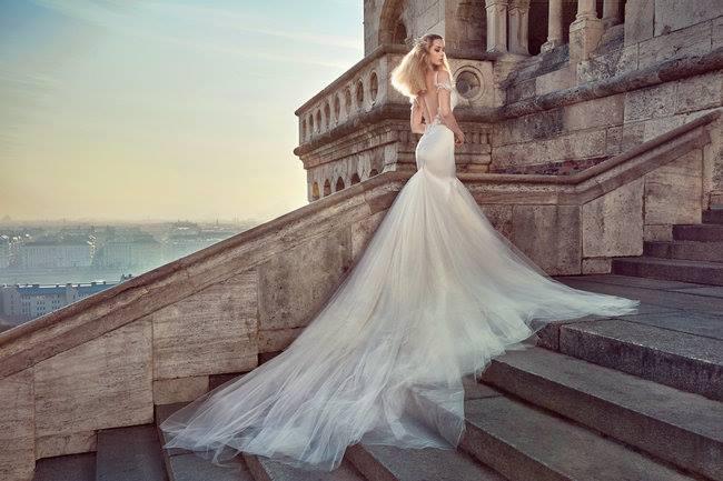 Ceremóniamester ajánlja - Ivory Tower esküvői ruhák Galia Lahav-tól