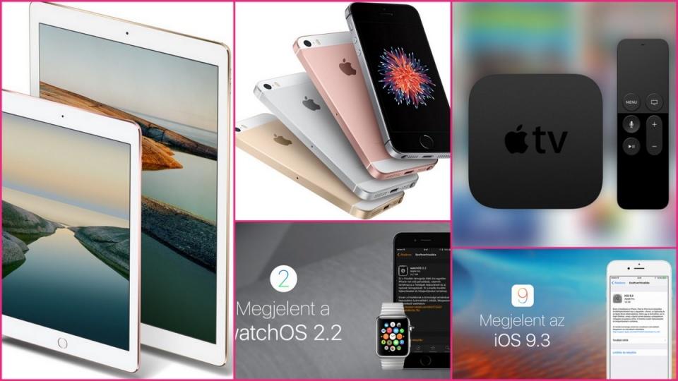 Megjelent az iOS 9.3!  - ceremóniamester ajánlja