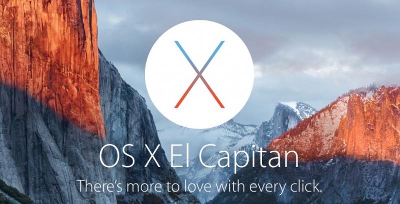 Frissült az El Capitan OS X 10.11.4 -re - Ceremóniamester ajánlja