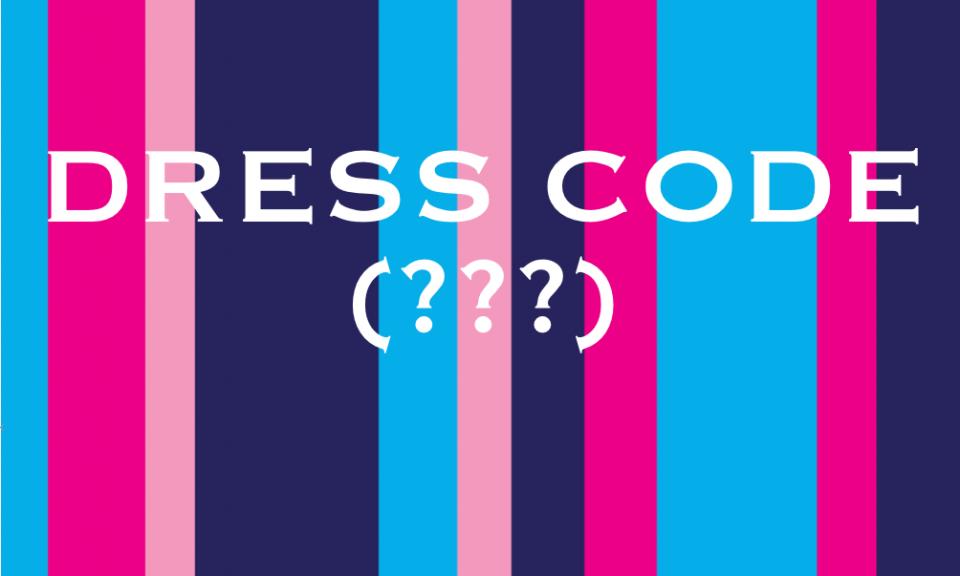 Dress Code - ceremóniamester ajánlja
