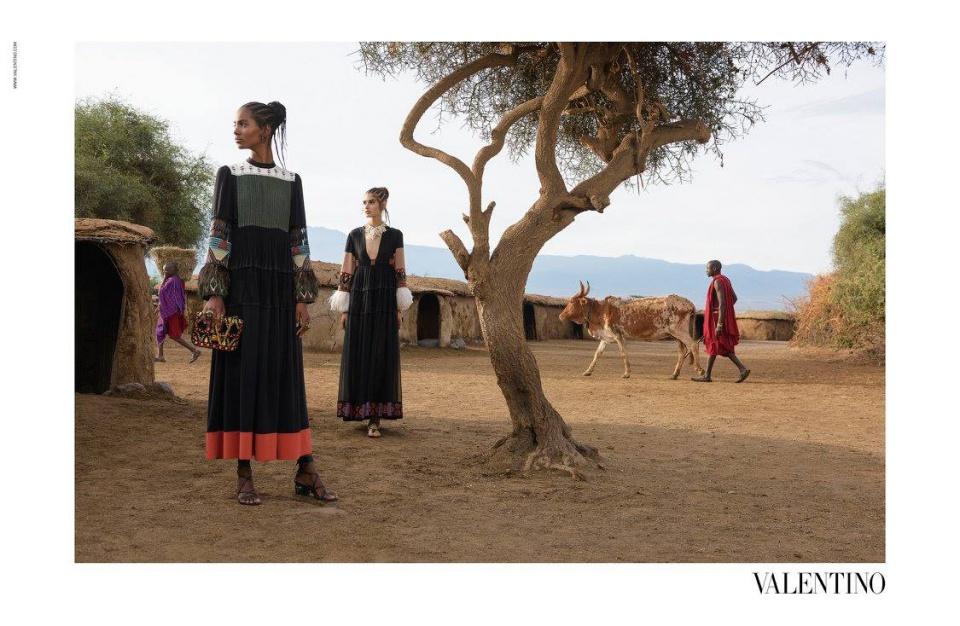 Valentino és a National Geographic - Ceremóniamester ajánlja