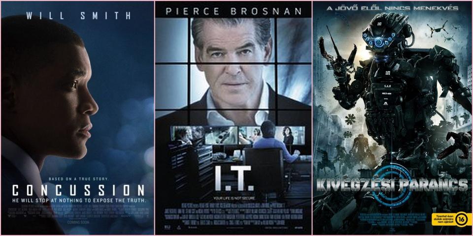 Legújabb filmek amiket nézz ill ne nézz meg IX. - ceremóniamester ajánlja