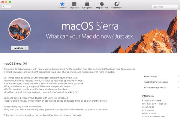 Mac-es biztonsági tanácsok frissítés előtt!  - ceremóniamester ajánlja