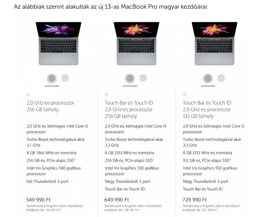 Itt az új MacBook Pro - Véééégre vagy parasztvakítás!???? - Ceremóniamester ajánlja