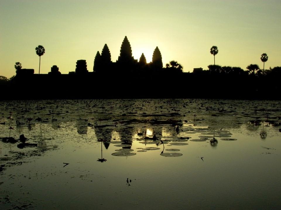 Utazz velem Kambodzsába -  képekben - ceremóniamester ajánlja