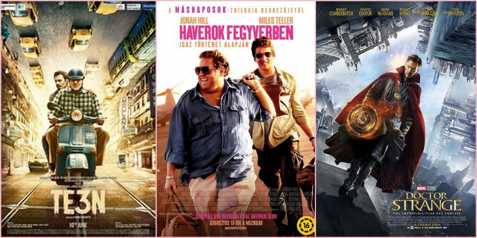 Legújabb filmek amiket nézz ill ne nézz meg X. - Ceremóniamester ajánlja