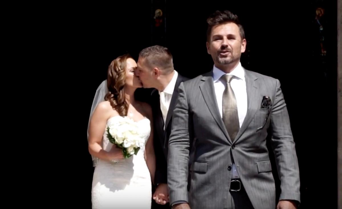 ÁGI & GYURI wedding film - Ceremóniamester ajánlja