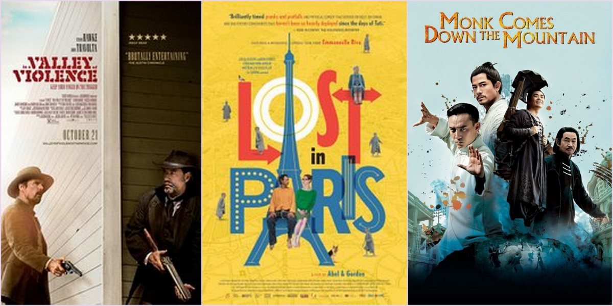 Legújabb filmek amiket nézz ill ne nézz meg XI. - Ceremóniamester ajánlja