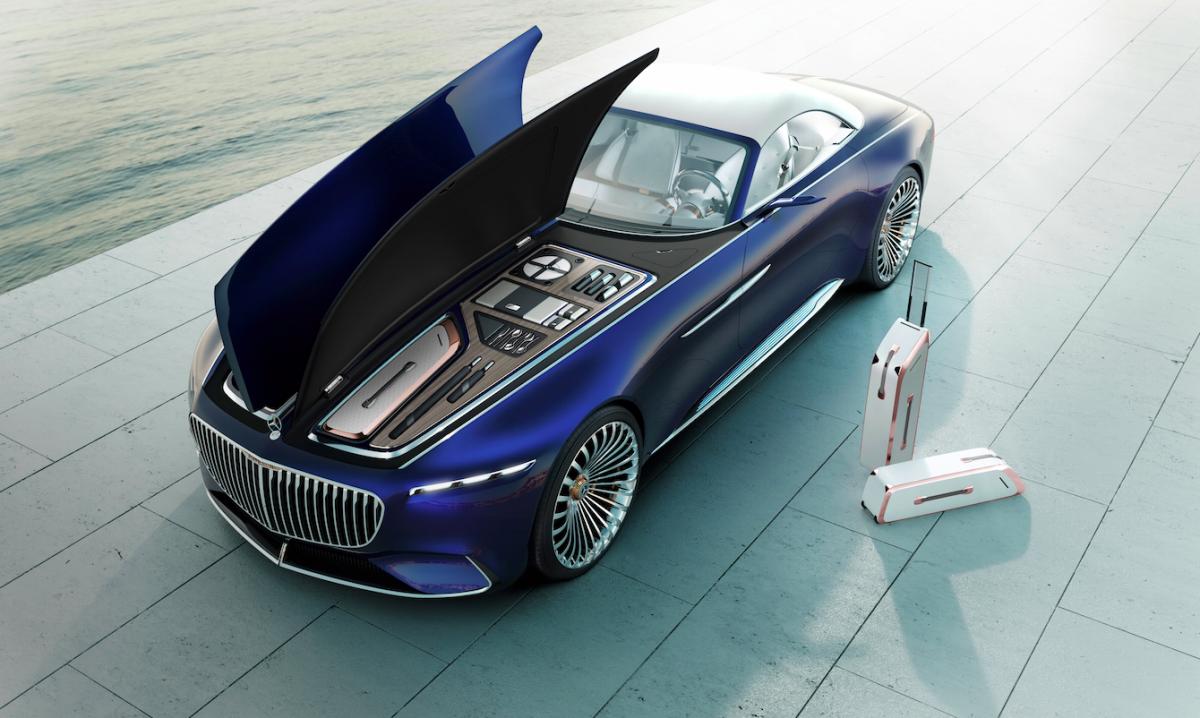 ÚJ Mercedes-Maybach a 6 méteres kabrió - CEREMÓNIAMESTER AJÁNLJA
