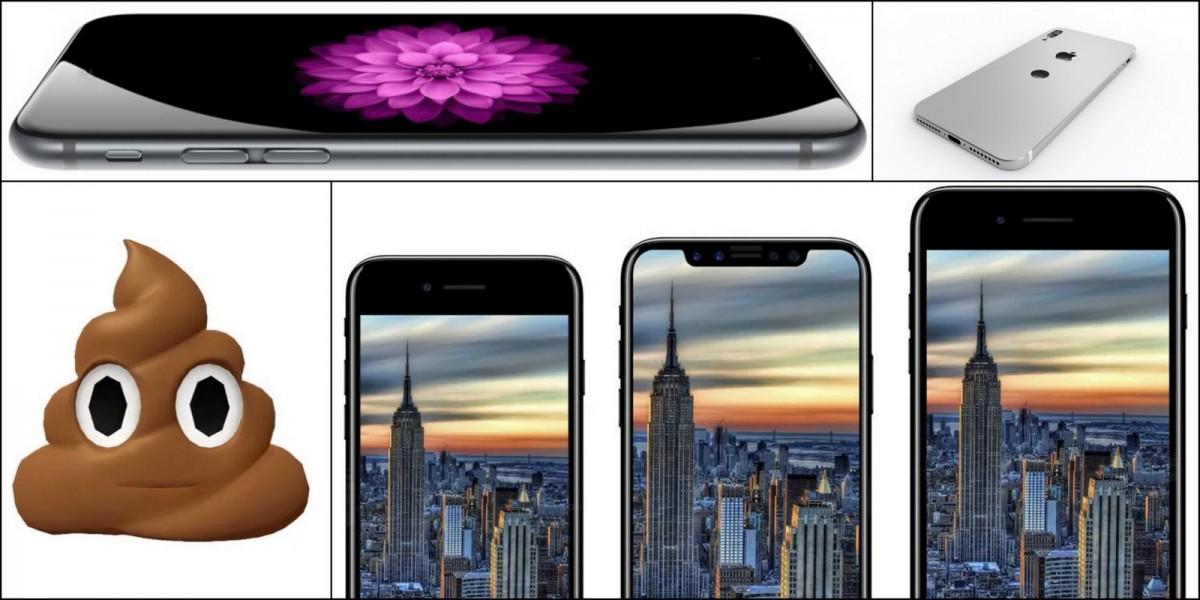 Elcseszte az Apple és kiderült az iPhone 8 és az  iOS 11 a bemutató elött - Ceremóniamester ajánlja