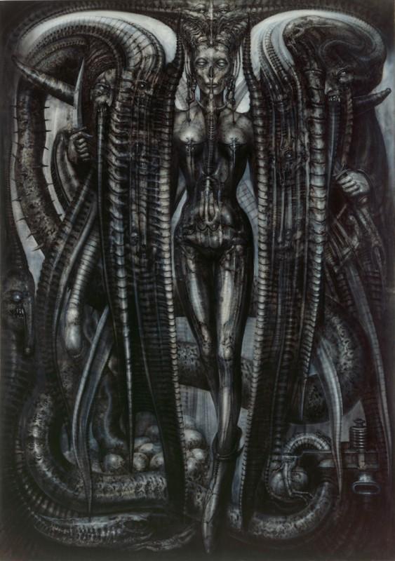 Az Alien megálmodójának, HR. Giger-nek a filmje itthon is - Ceremóniamester ajánlja