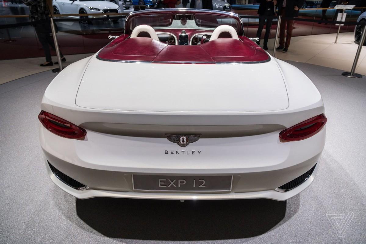 A Bentley is beszállt az elektromos autó bizniszbe - Ceremóniamester ajánlja