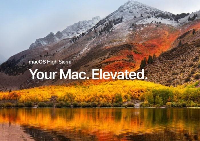 az Apple kiadta a macOS High Sierrát  - Ceremóniamester ajánlja
