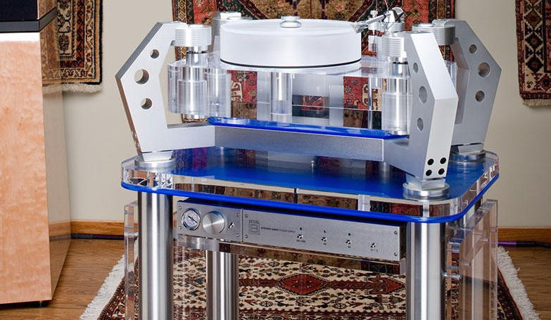 Best or most expensive turntables - Master of Ceremonies recommend 4U
