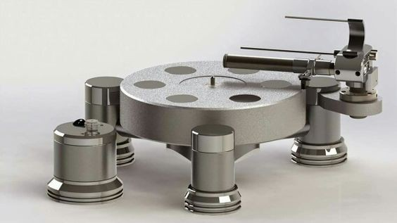 Best or most expensive turntables - Master of Ceremonies recommends 4U