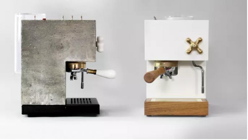 Design Concret or Corian Coffee Machine - Master of ceremony recommends 4U