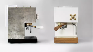 Design Concret or Corian Coffee Machine - Master of ceremony recommends 4U
