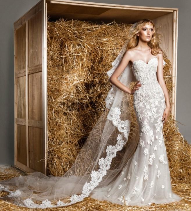 Zuhair Murad álomszép esküvői ruhák - Ceremóniamester ajánlja