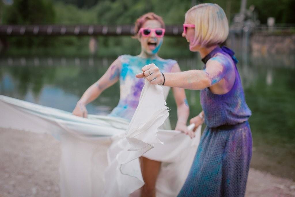 Az egyik legdurvább Trash-the-Dress sorozat - Ceremóniamester ajánlja