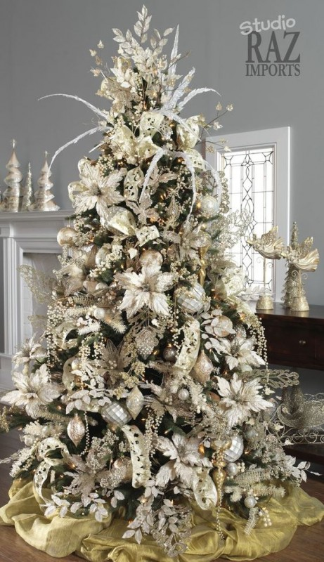 How decorete your christmas tree  - Master of ceremony recommends 4U