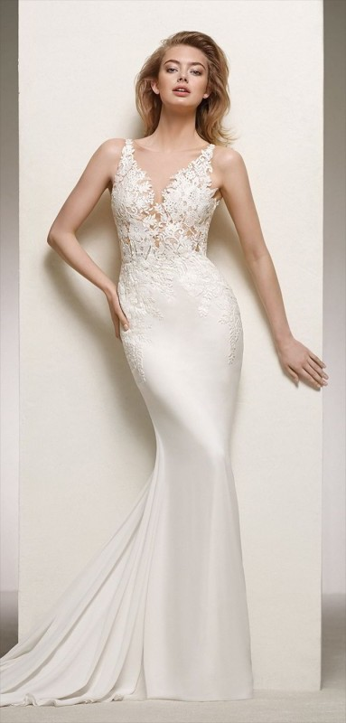 Pronovias 2018 Wedding Dresses - Ceremóniamester ajánlja