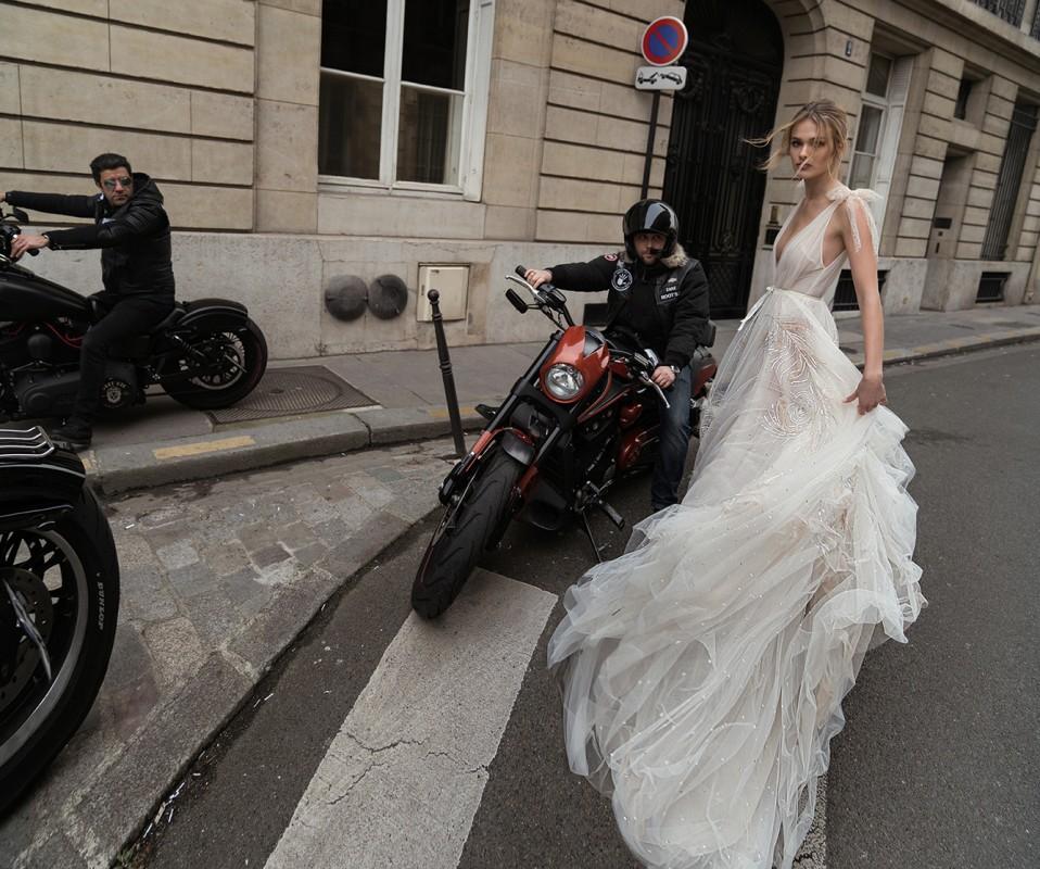 Inbal Dror 2018-as esküvői ruhák - I rész  - Ceremóniamester ajánlja