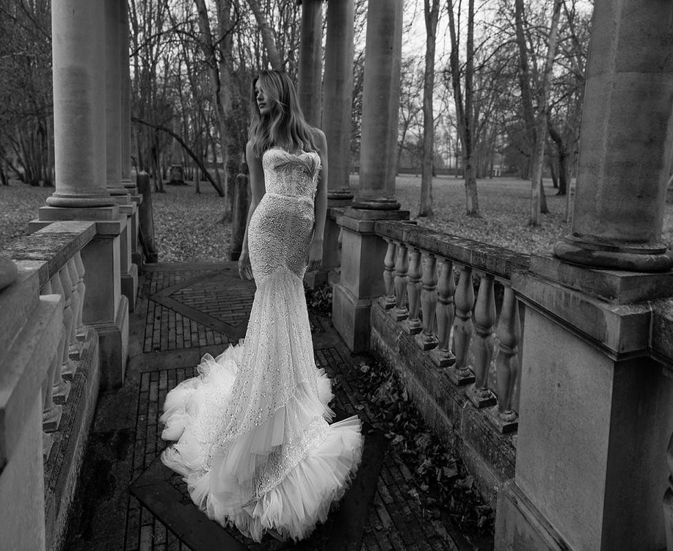 Inbal Dror 2018-as esküvői ruhák - II rész  - Ceremóniamester ajánlja