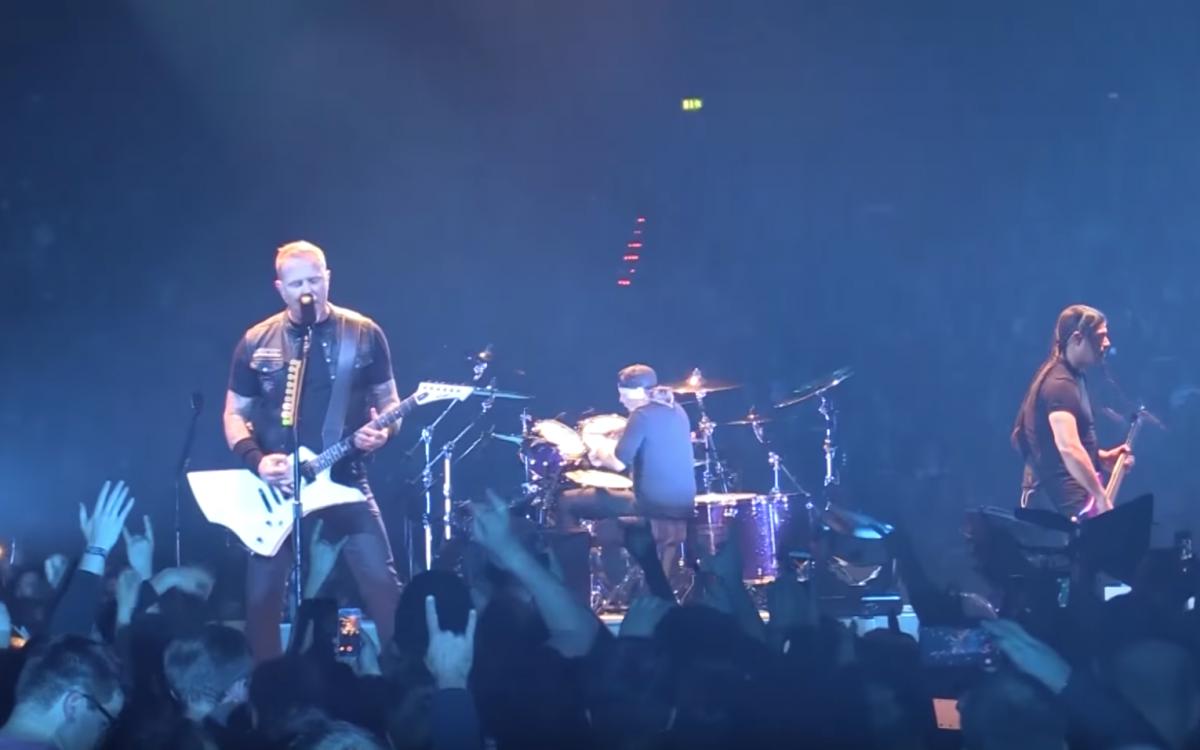 Metallica koncert - Ceremóniamester ajánlja