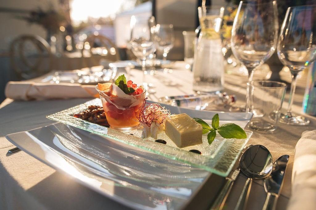 Tanácsok az esküvődre catering témában - Ceremoniamester ajánlja