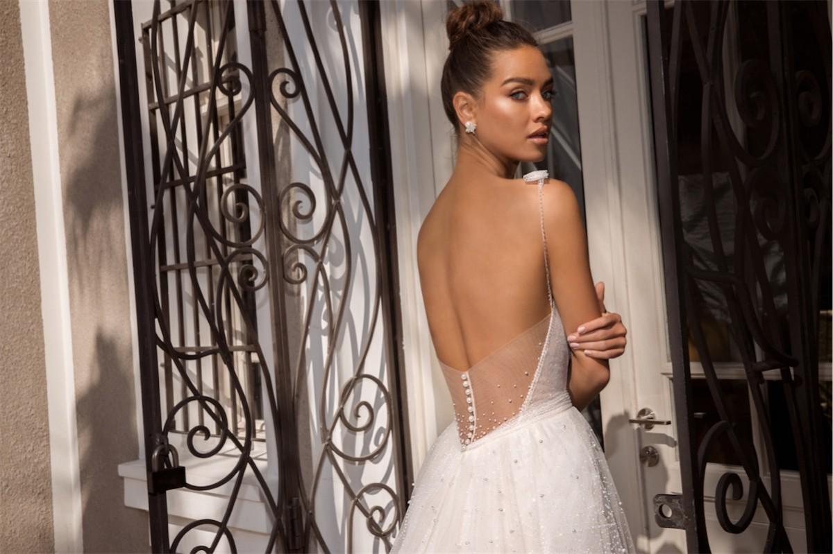 Elihav Sasson 2018 Csodás esküvői ruhái II.rész  - Ceremoniamester ajánlja