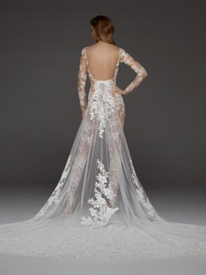 Pronovias 2019 Wedding Dresses - 1 rész - Ceremóniamester ajánlja