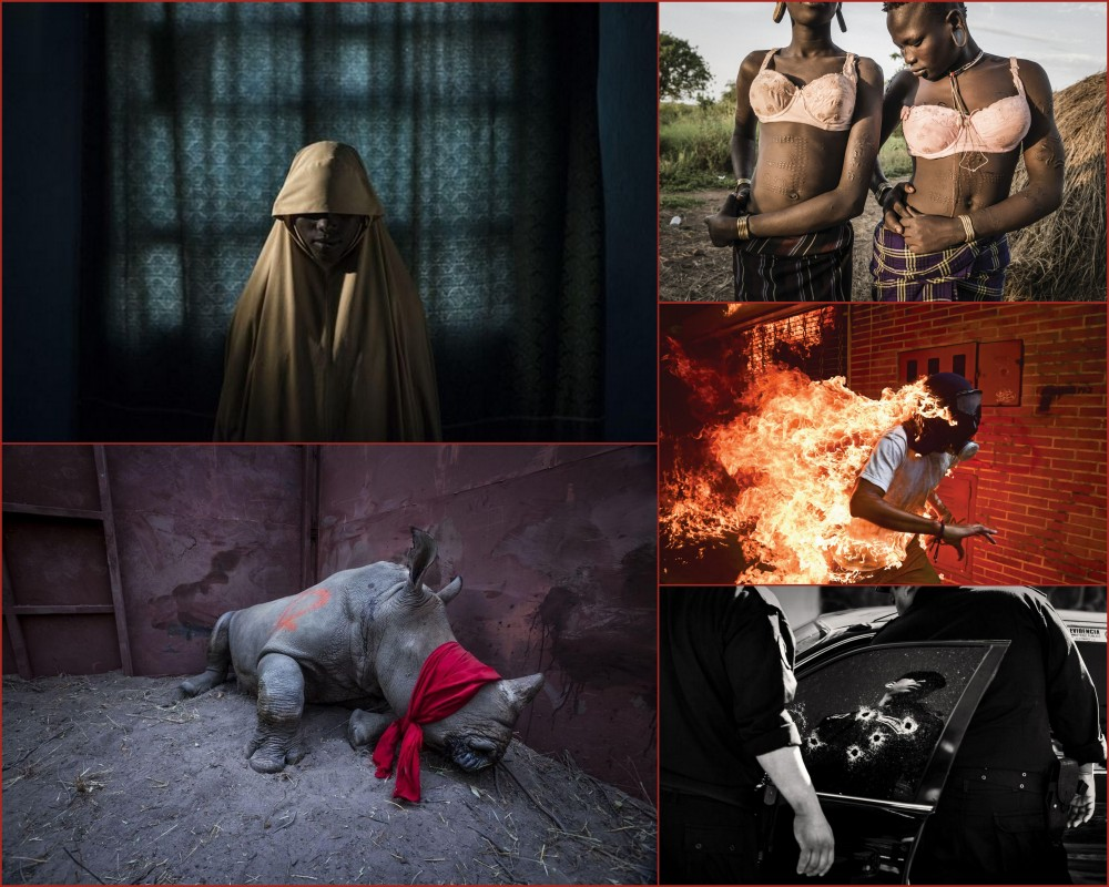World Press Photo 2018 - Ceremóniamester ajánlja