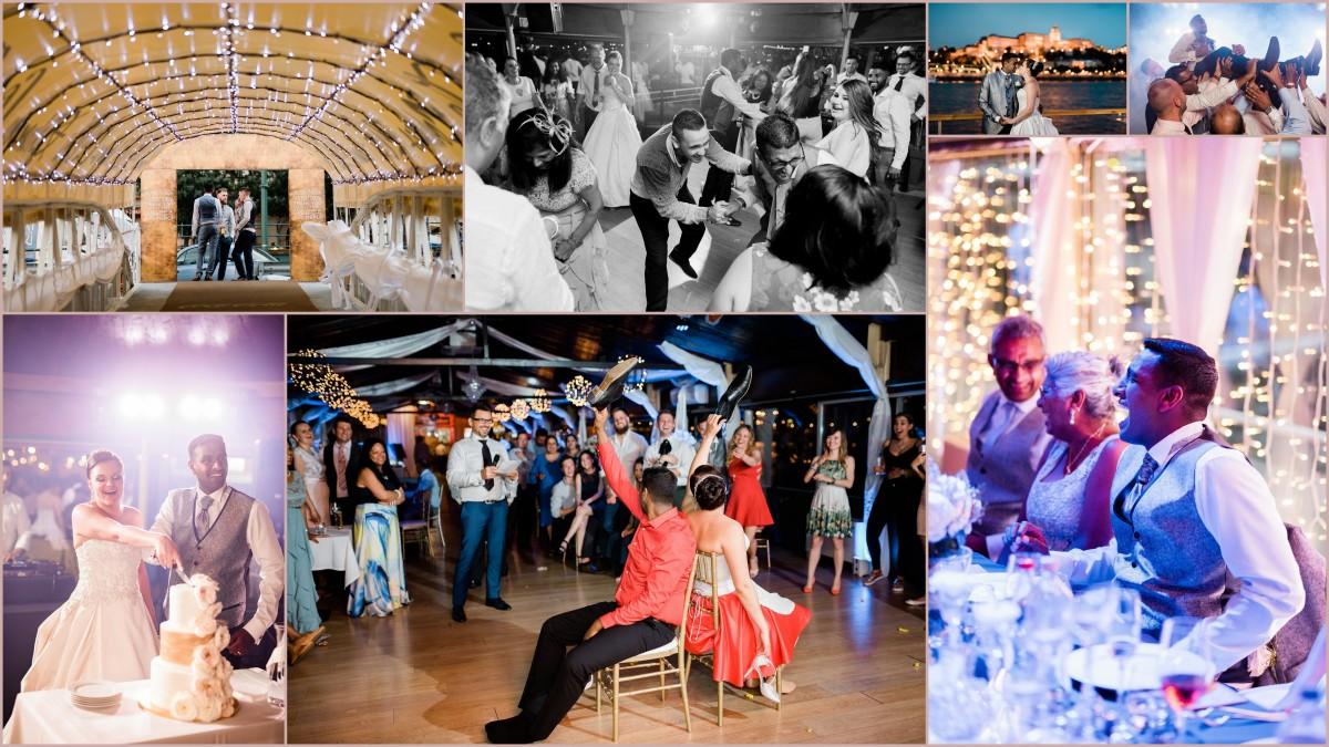 Évi és Nesh újra egy indiai-magyar esküvő plusz  Ceremóniamester